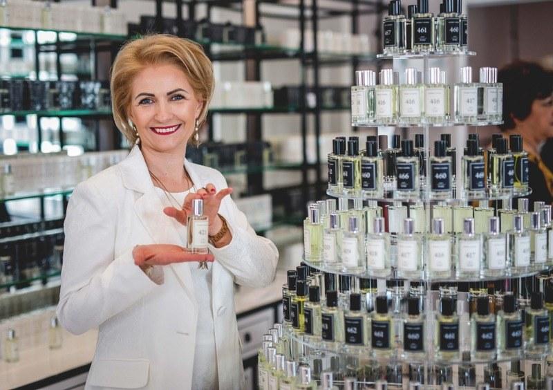 FM parfüm értékesítő